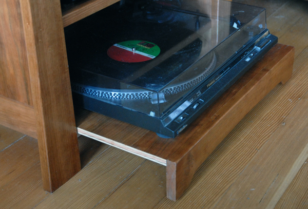 Turntable Tray