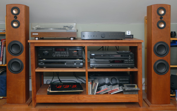 Evolution Of A TV Stand