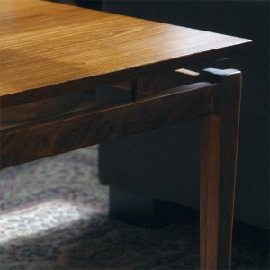 Detail of a Finn Juhl coffee table