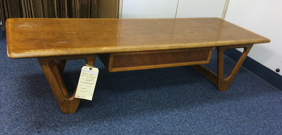 Danish Modern Coffee Table - Danish Modern Coffee Table 1910 Craftsman