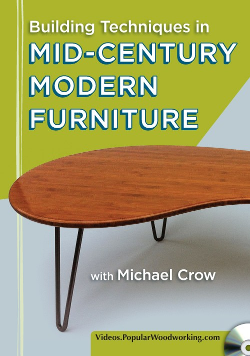 Mid-Century Modern construction techniques cover